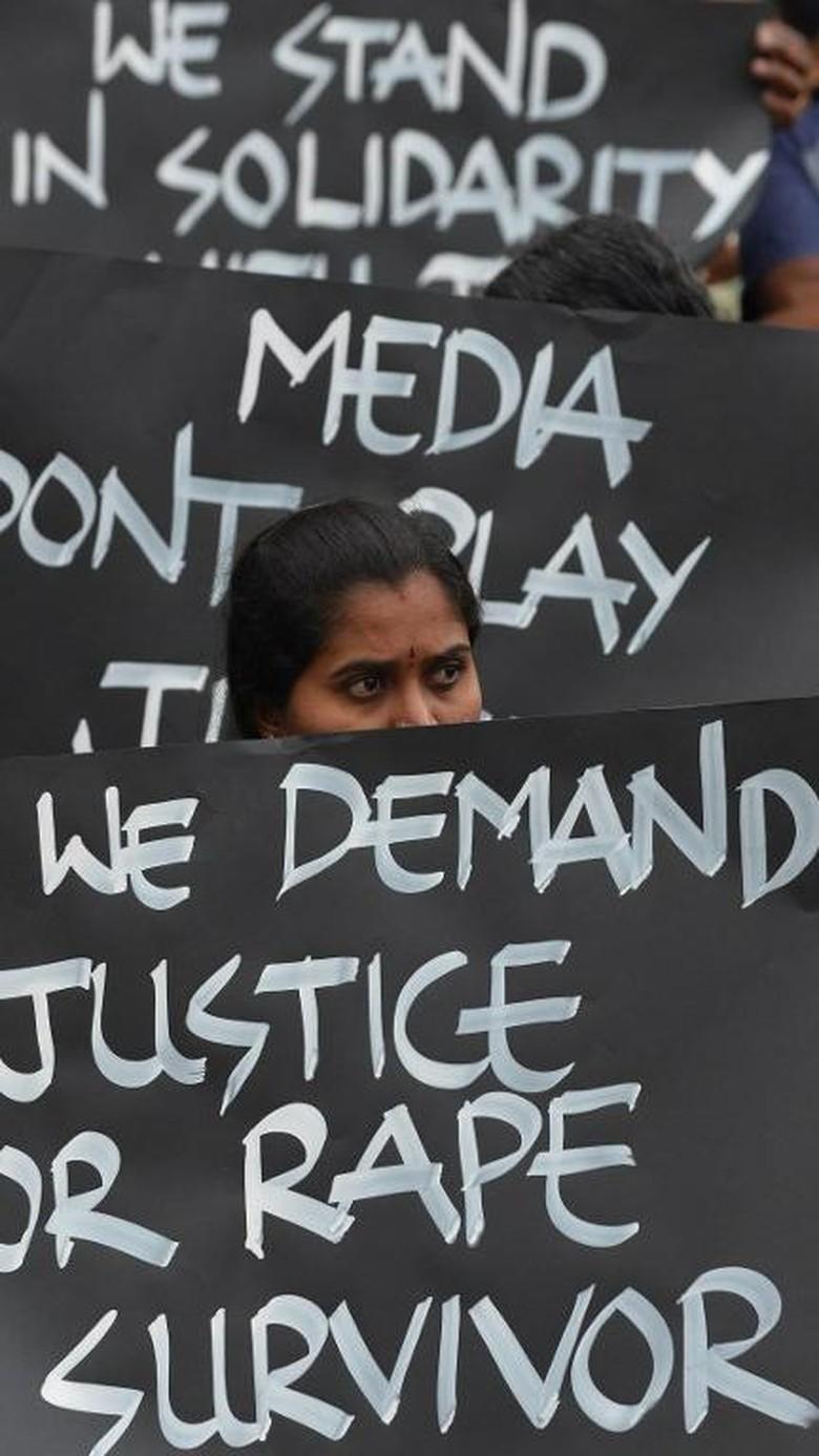 Mahkamah Agung India Hukum Mati 3 Pria Pemerkosa Mahasiswi