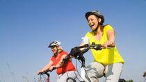 Mulai Banyak Peminat, Ini Tips Pilih Sepeda Lipat yang Nyaman