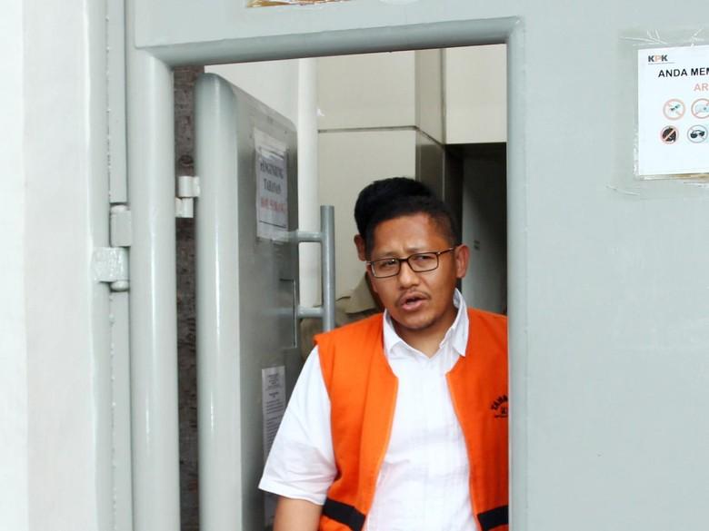 Anas Urbaningrum Ajukan PK Kasus Hambalang