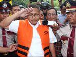 Anas Urbaningrum Bantah Ajukan PK karena Artidjo Pensiun