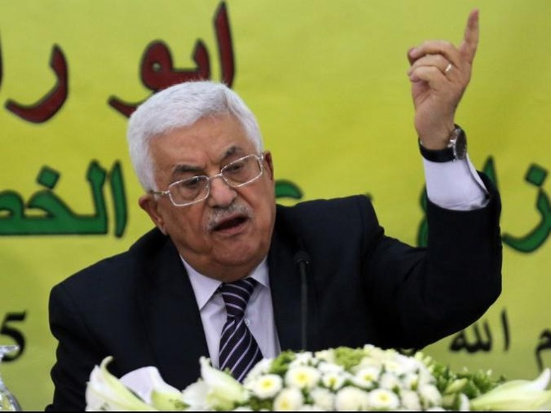 AS: Tolak Bertemu Wapres Pence, Palestina Abaikan Peluang Damai