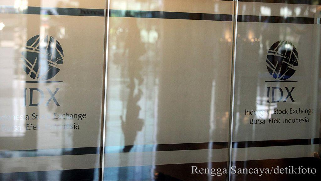 Penjelasan Saksi Mata Jebolnya Plafon Gedung BEI