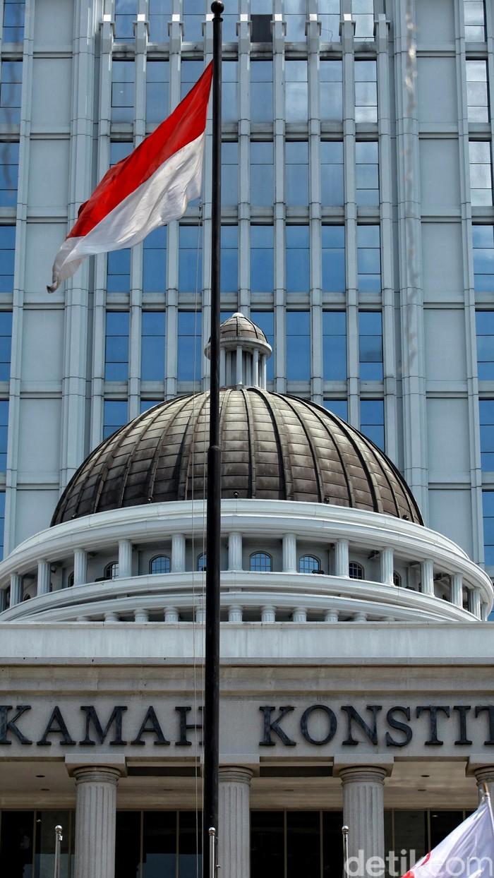 Gedung Mahkamah Konstitusi (ari/detikcom)