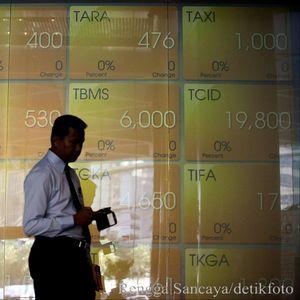 Jakarta Mulai Kondusif, IHSG Dibuka Cerah