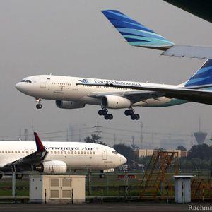 Garuda Indonesia Layani Penerbangan 107 Ribu Calon Haji