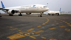 Garuda Turunkan Harga Tiket Pesawat sampai Akhir Tahun