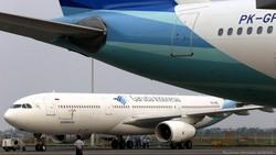 Garuda Indonesia Mau Diganti Pelita Air?