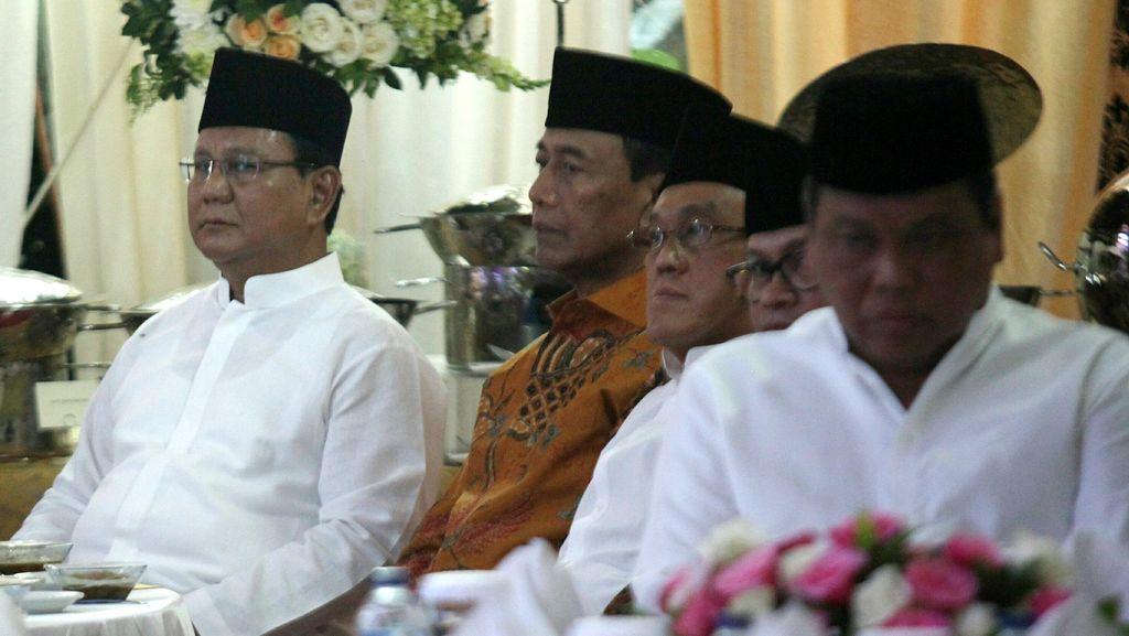 Wiranto Mau Tanya Prabowo soal Massa di MK, BPN: Komunikasi Teman Lama