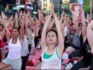 Arab Saudi Akhirnya Halalkan Yoga