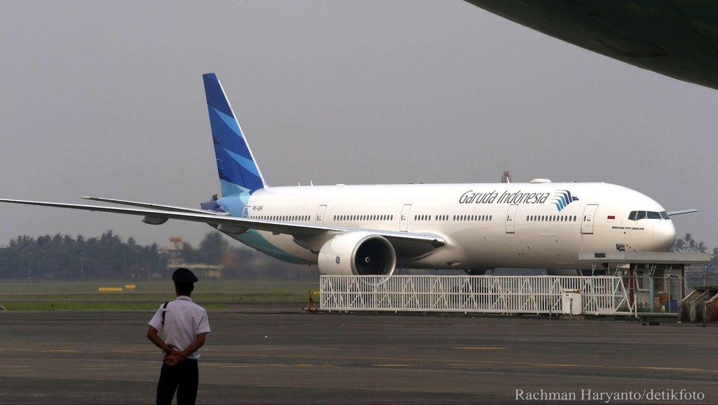 Ini yang Bikin 70% Pesawat Garuda Nganggur