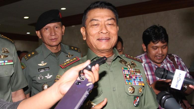 Soal Hasil Investigasi Tragedi Hercules, Panglima TNI: Butuh Waktu 2 Minggu