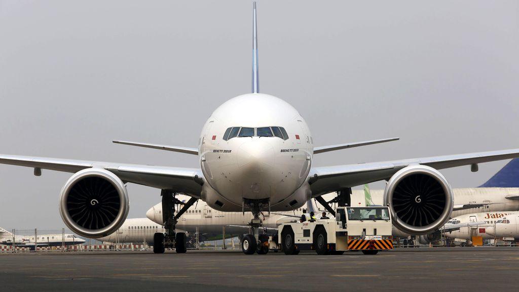Tiket Pesawat Murah Dijual, Jakarta-Yogya Rp 400.000