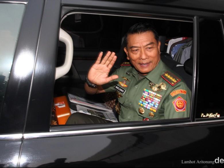 Reshuffle Kabinet, Jenderal (Purn) Moeldoko Jadi KSP Gantikan Teten