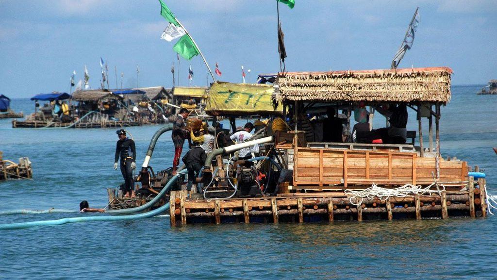 Polemik Tambang Timah di Laut Bangka Belitung