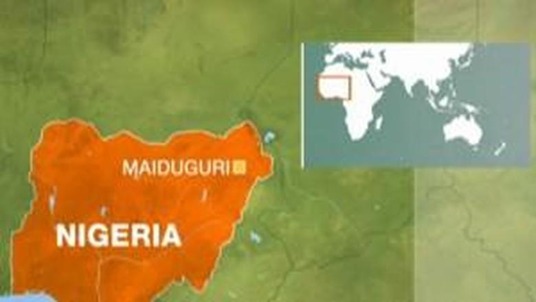 Bom Bunuh Diri Boko Haram di Masjid Nigeria, 8 Orang Tewas