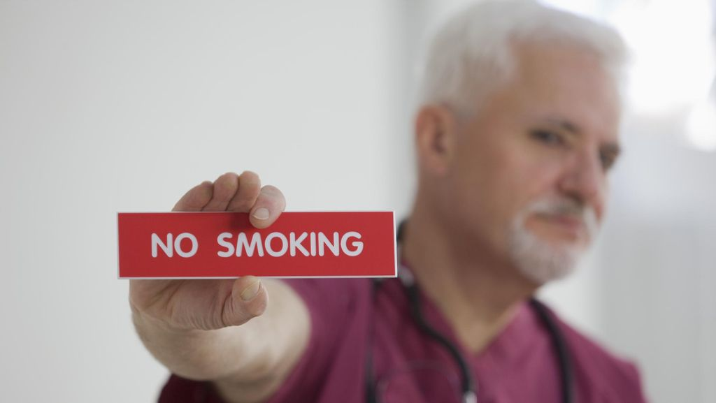 Siap-siap! Merokok di Kawasan Tanpa Rokok di Aceh Bakal Dipenjara 3 Hari