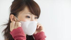 Efektifkah Menggunakan Masker Untuk Menghindari Abu Vulkanik Gunung Agung?