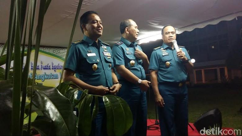 Kolonel Laut (P) M Zainudin Resmi Jabat Kadispen TNI AL