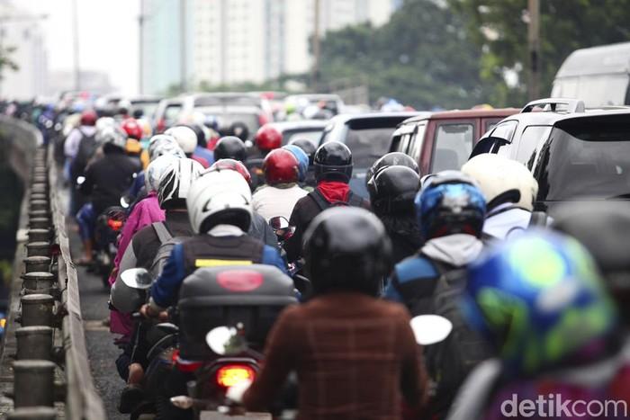 Ilustrasi kemacetan (Foto: Andhika Akbarayansyah)