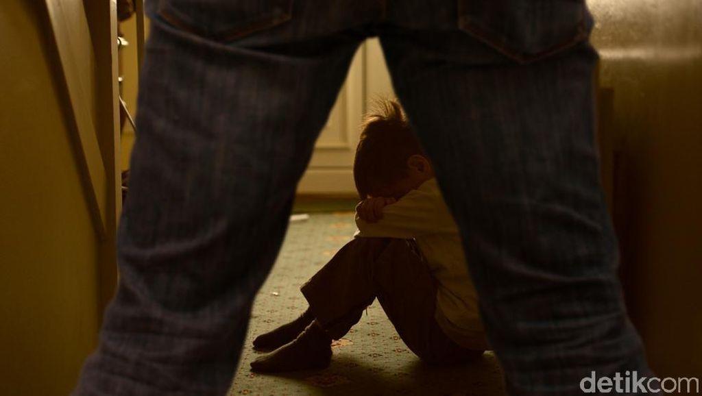 Bejat! Pemuda Pandeglang Tega Cabuli Bocah 3 Tahun