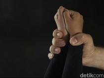 Saat Pelaku Pencabulan Gadis 14 Tahun di Makassar Digiring Polisi!