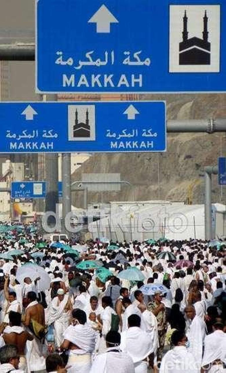 Jemaah Haji Pasutri Diingatkan Jangan Bercampur Kamar