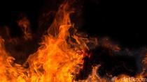 Gudang di Ancol Terbakar, 7 Unit Damkar Dikerahkan