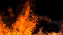SPBU di KS Tubun Bogor Kebakaran, Sejumlah Motor Terbakar
