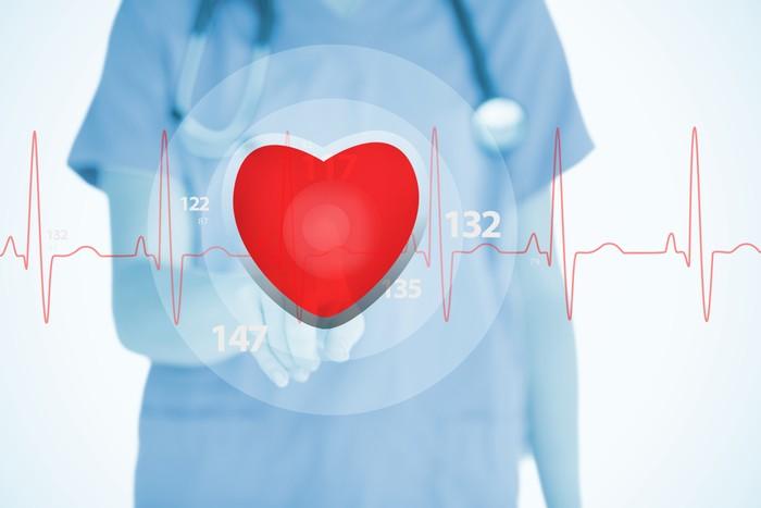 Foto ilustrasi serangan jantung (Thinkstock)