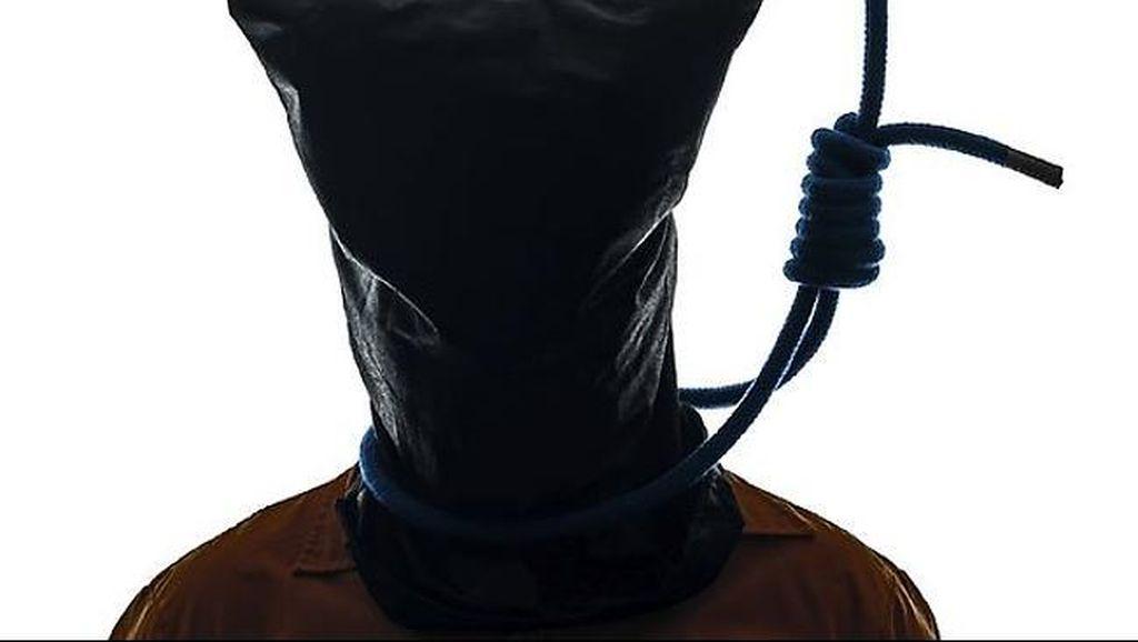 Mesir Hukum Gantung 7 Orang Atas Pembunuhan Seorang Polisi