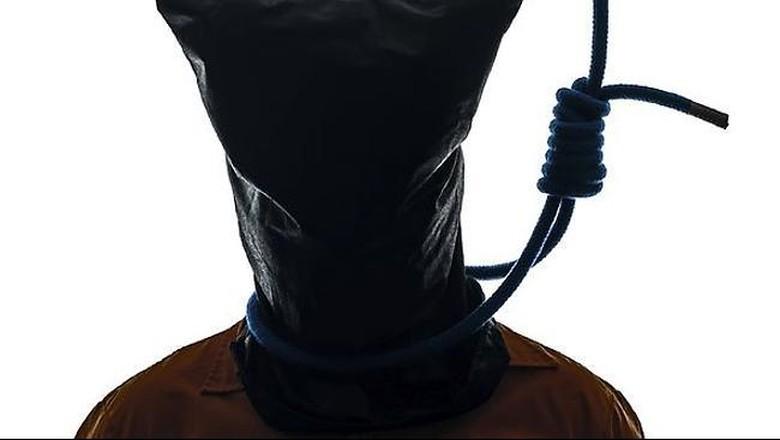 Iran Eksekusi Mati Seorang Warganya yang Jadi Mata-mata CIA