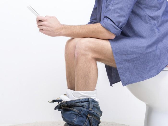 Kebiasaan jorok yang terkesan sepele pun bisa bikin penyakit. Foto: Thinkstock