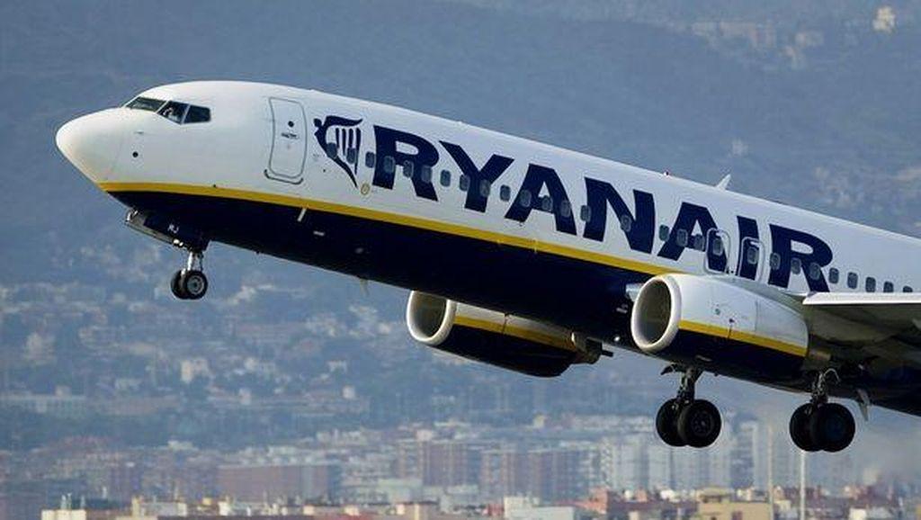 Astaga, Pesawat Sudah Terbang 30 Penumpangnya Ketinggalan