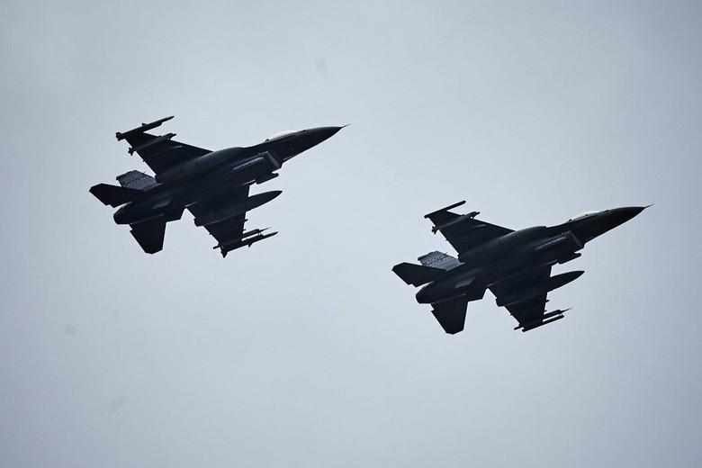 Pilot Rusia Tewas Usai Pesawat Tempurnya Ditembak Jatuh di Suriah
