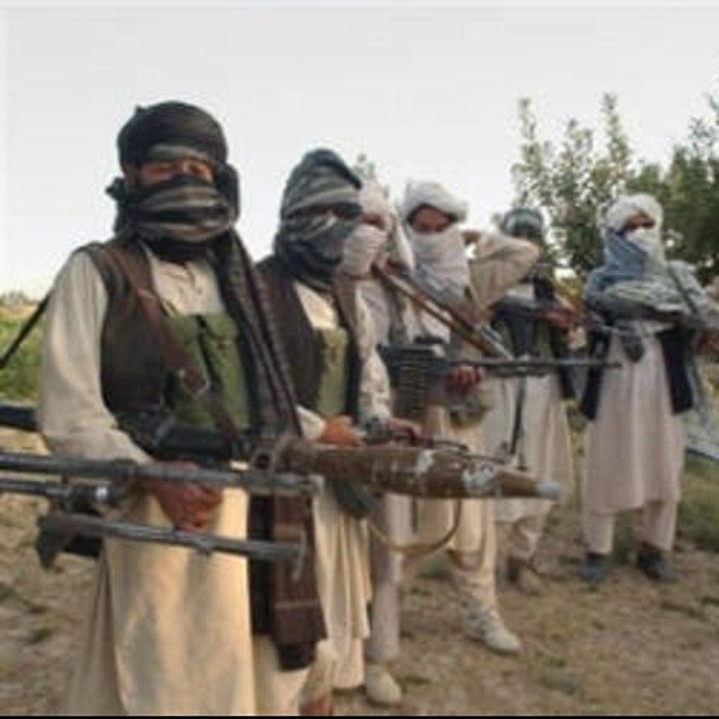 Serang Persembunyian Taliban, 18 Tentara Afghanistan Tewas
