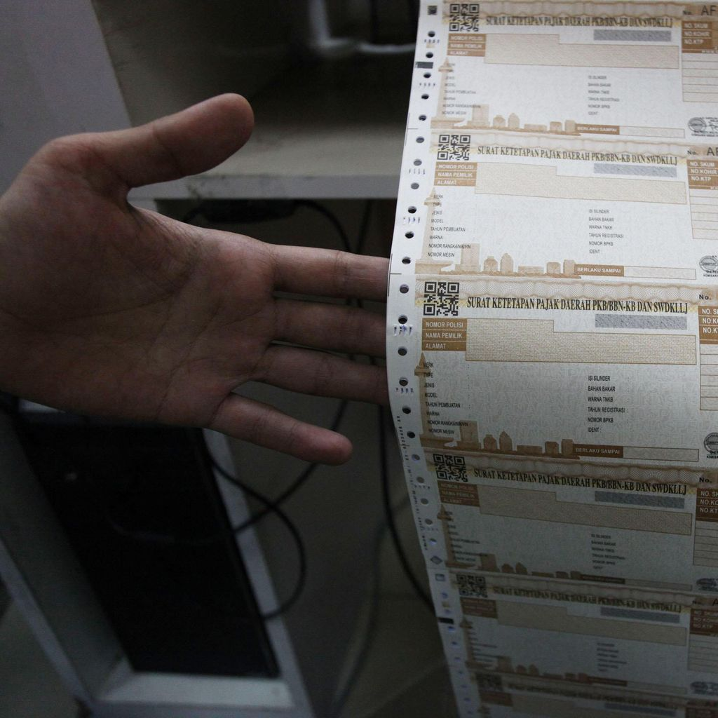 Kata PKS DKI soal Anies Usul Biaya Balik Nama Kendaraan Bermotor Naik