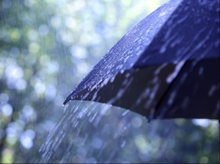 Ilustrasi hujan. Foto: thinkstock