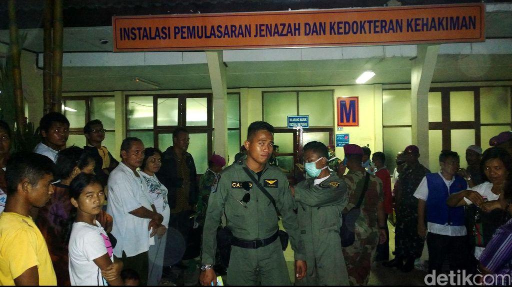 Ini 121 Nama Penumpang Pesawat Hercules yang Jatuh di Medan