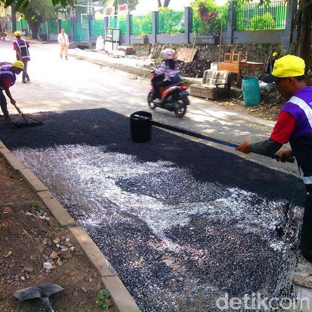 Anggaran Dipangkas Rp 200 M, Dinas PU Bandung Tak akan Bangun Jalan Baru