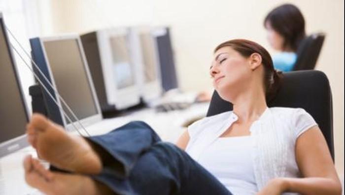 Tidur siang sehat bagi jantung? (Foto: iStock)