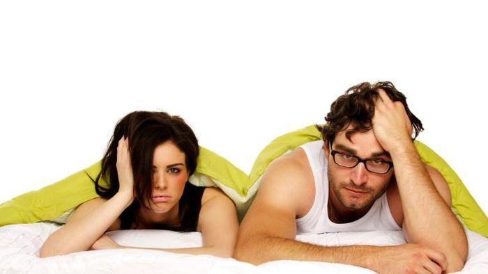Film porno buat ekspektasi pasangan menjadi terlalu tinggi. Foto: ts