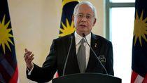 Dikabarkan ke RI, Najib Razak Masuk Blacklist Imigrasi Malaysia