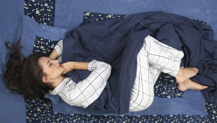 Ilustrasi tidur. (Foto: thinkstock)