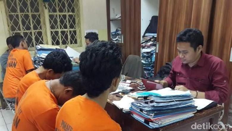 Bulan Puasa, Polres Bekasi Jaring Pasangan Mesum hingga Bandar Sabu