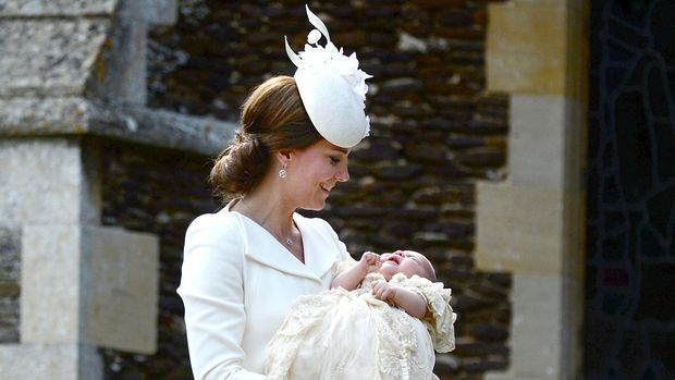 Pembaptisan Putri Charlotte