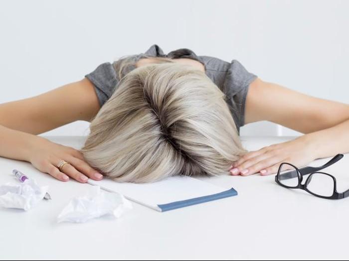 Mudah lelah bisa disebabkan karena banyak hal. Foto: Thinkstock