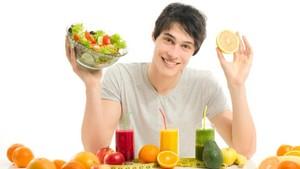 Doyan Makan Sayur dan Buah Bisa Bikin Stres Menjauh