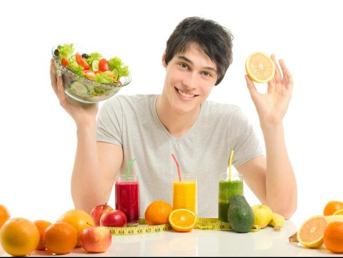 Hasil gambar untuk konsumsi buah dan sayuran