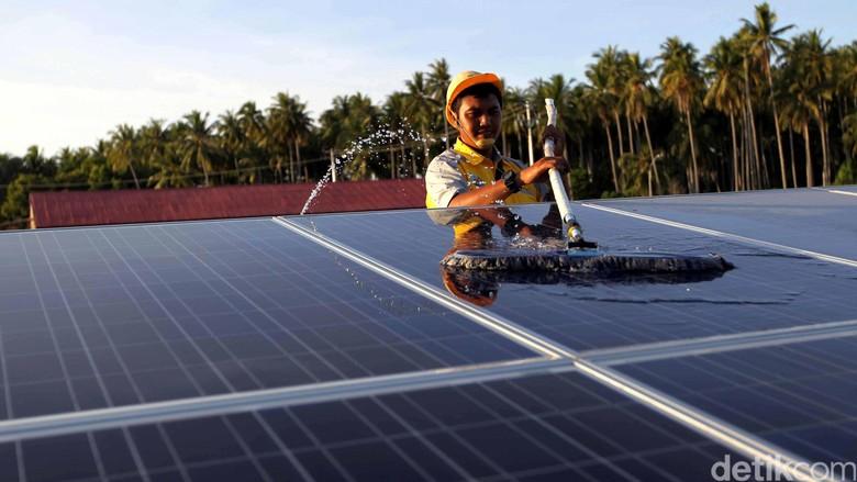 Pasang Panel Surya Di Atap Rumah Bisa Ekspor Listrik Ke Pln