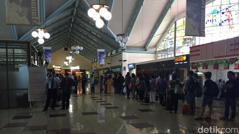Wings Air Tobelo-Manado Delayed 2 Jam Gara-gara Toilet Pesawat Bocor